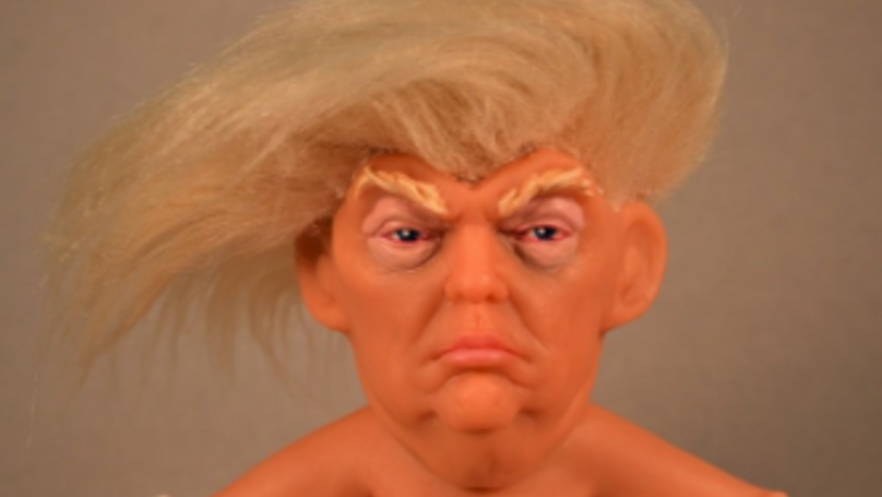 Someone Has Created A Very Nsfw Donald Trump Troll Sick