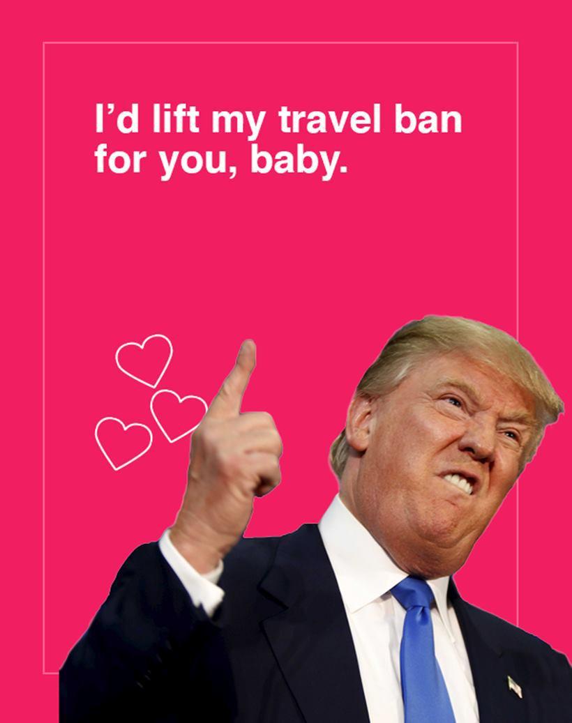Trump Valentine's 1