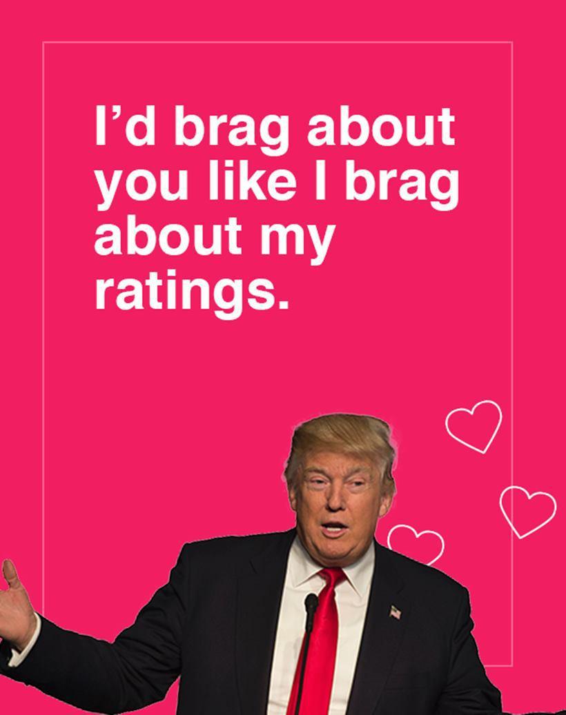 Trump Valentine's 3