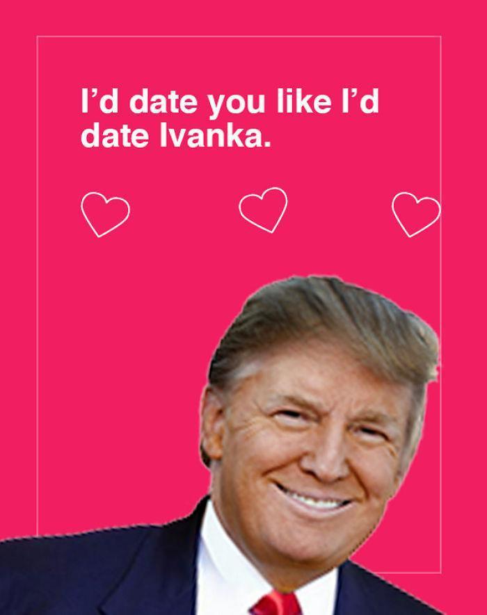 Trump Valentine's 9