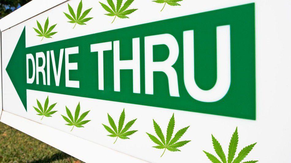 Weed Drive Thru