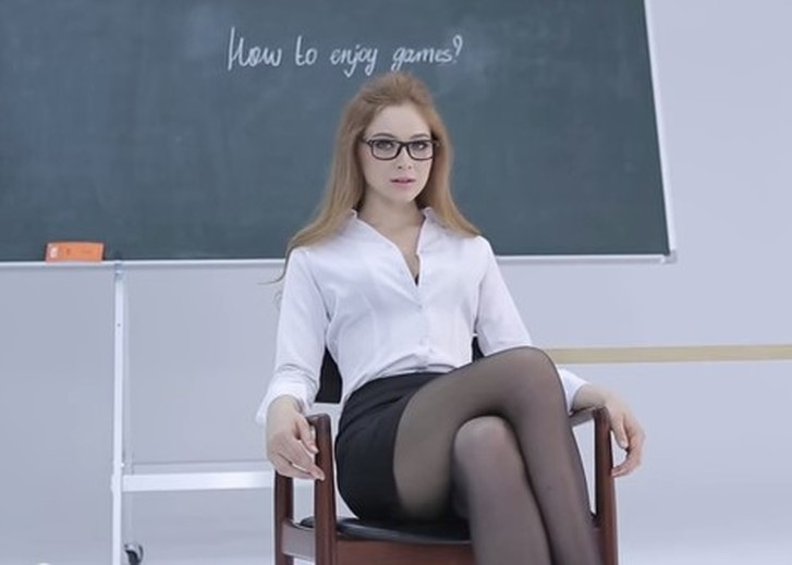 hot teachers are not suitable for little boys