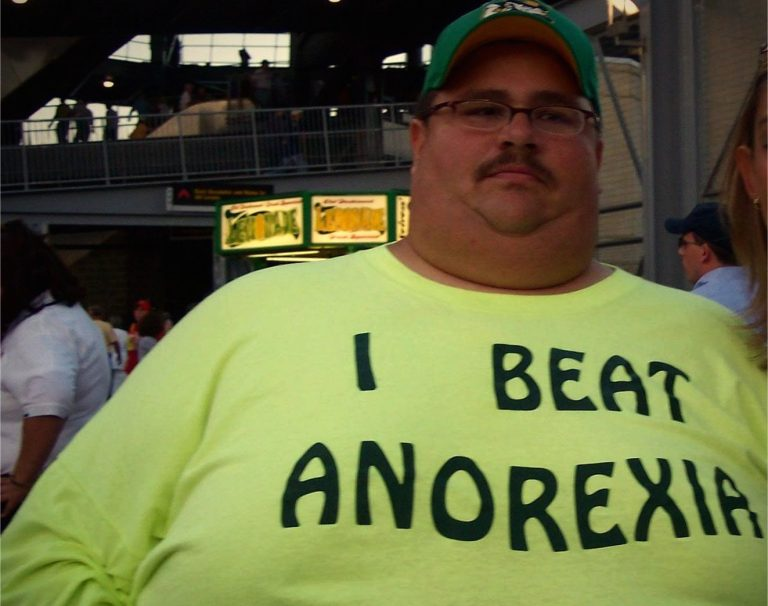 Beat anorexia
