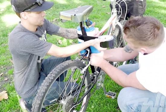 Blowtorch Bike
