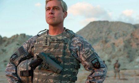 Brad Pitt War Machine