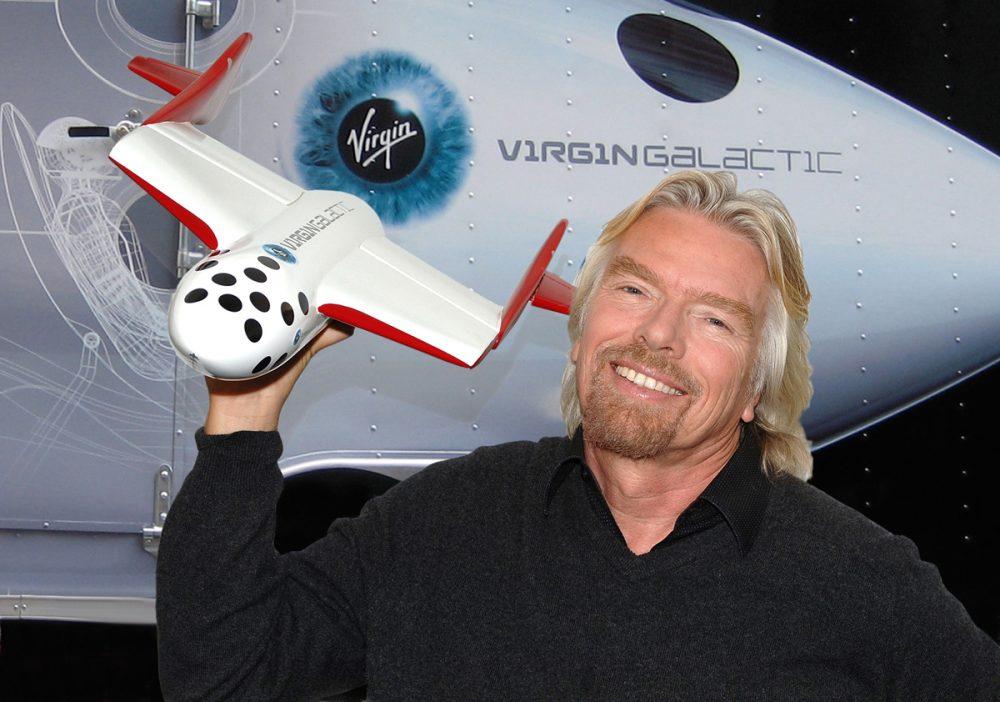 Branson galactic