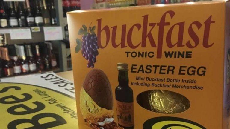 Buckfast Easter Egg 1
