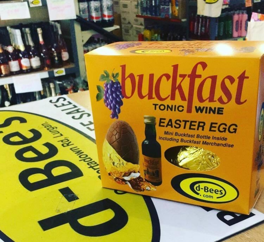 Buckfast Easter Egg 2