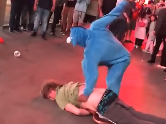 Eeyore Fight