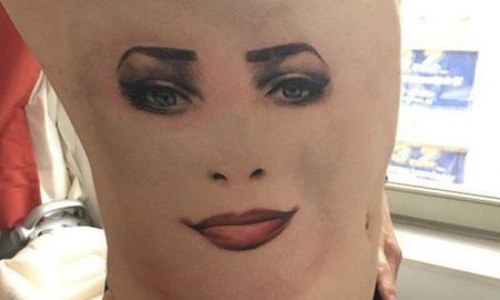 Face tattoo featured