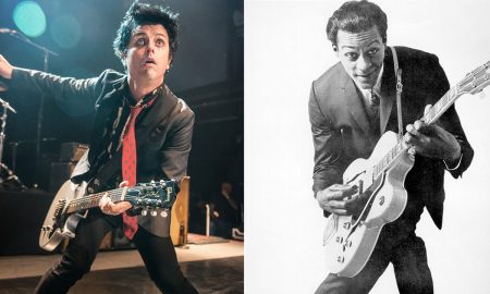Green Day Chuck berry