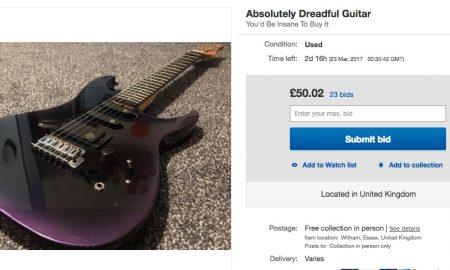 Guitar ebay