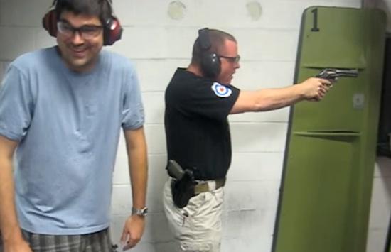 Gun Instructor