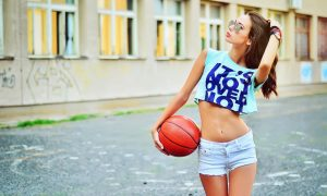 Basketball Babe