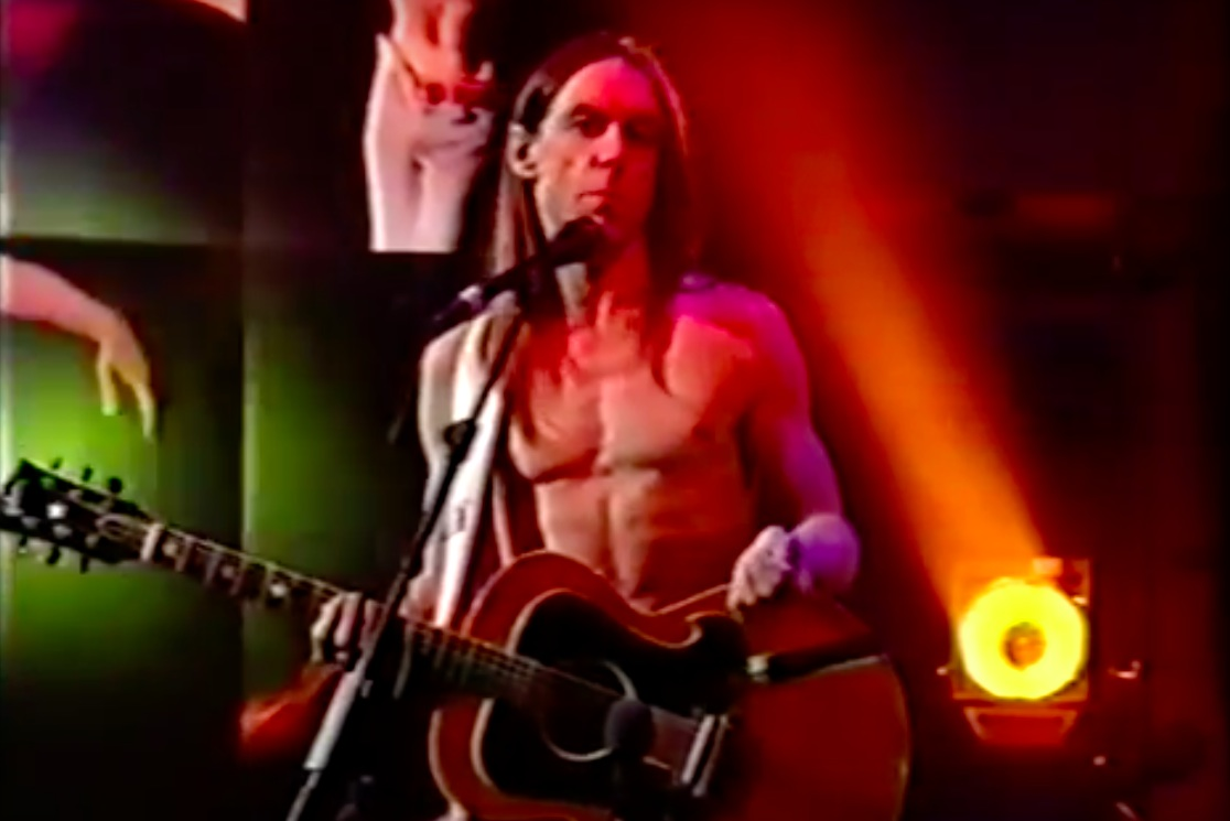 Iggy And The Stooges I Got Nothing