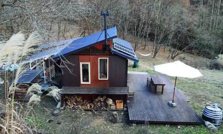 Japan cabin