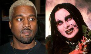 Kanye West Cradle Of Filth