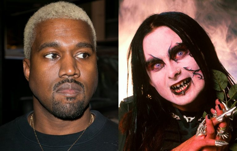Kanye West Cradle Of Filth