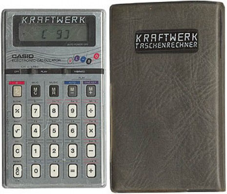 Kraftwerk calculator