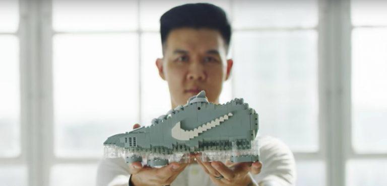 LEGO trainer 1