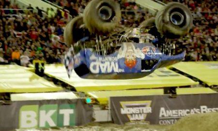 Monster Truck Flip