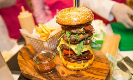 Most expensive burger 1
