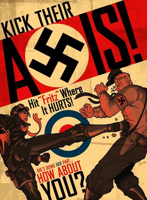 Nazi punch 10