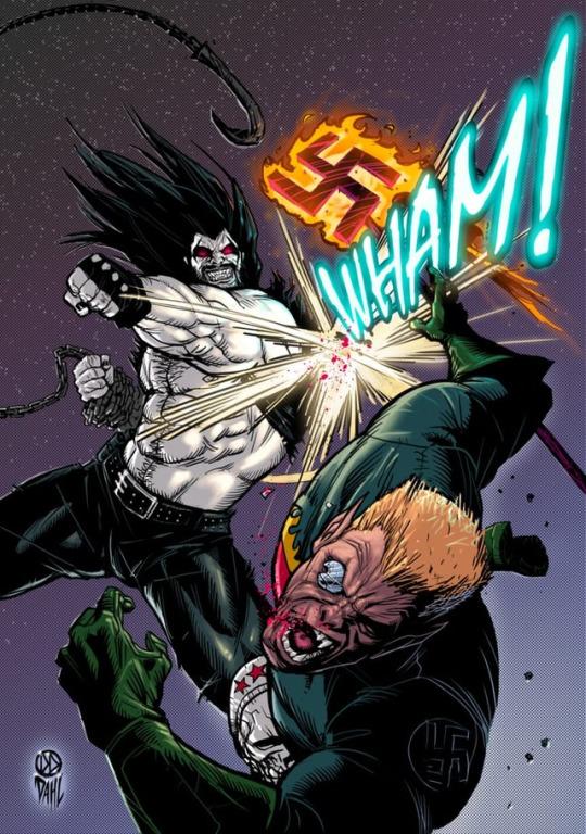Nazi punch 3