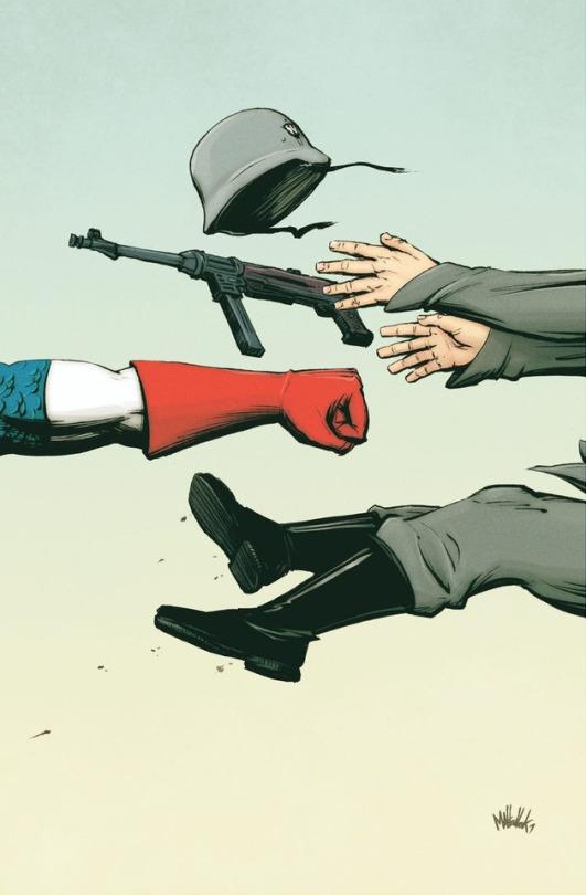Nazi punch 4