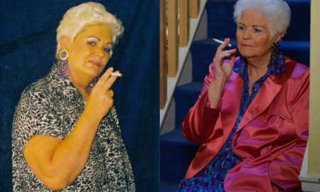Pat Butcher featured