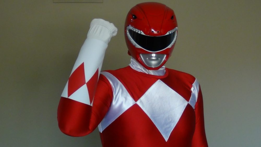 Red Ranger 2