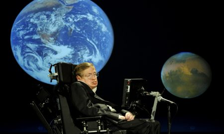 Stephen Hawking space
