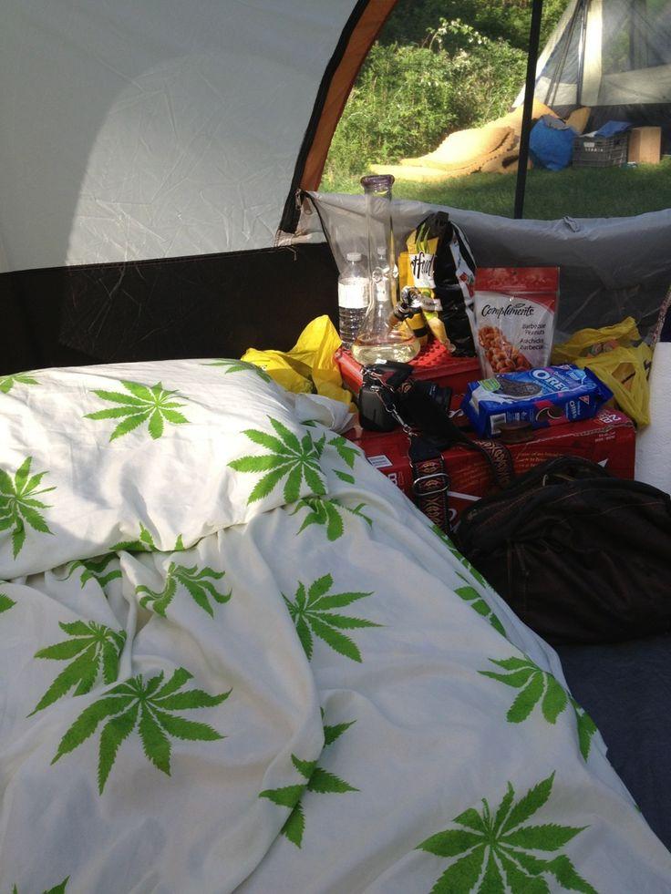 Stoner camping