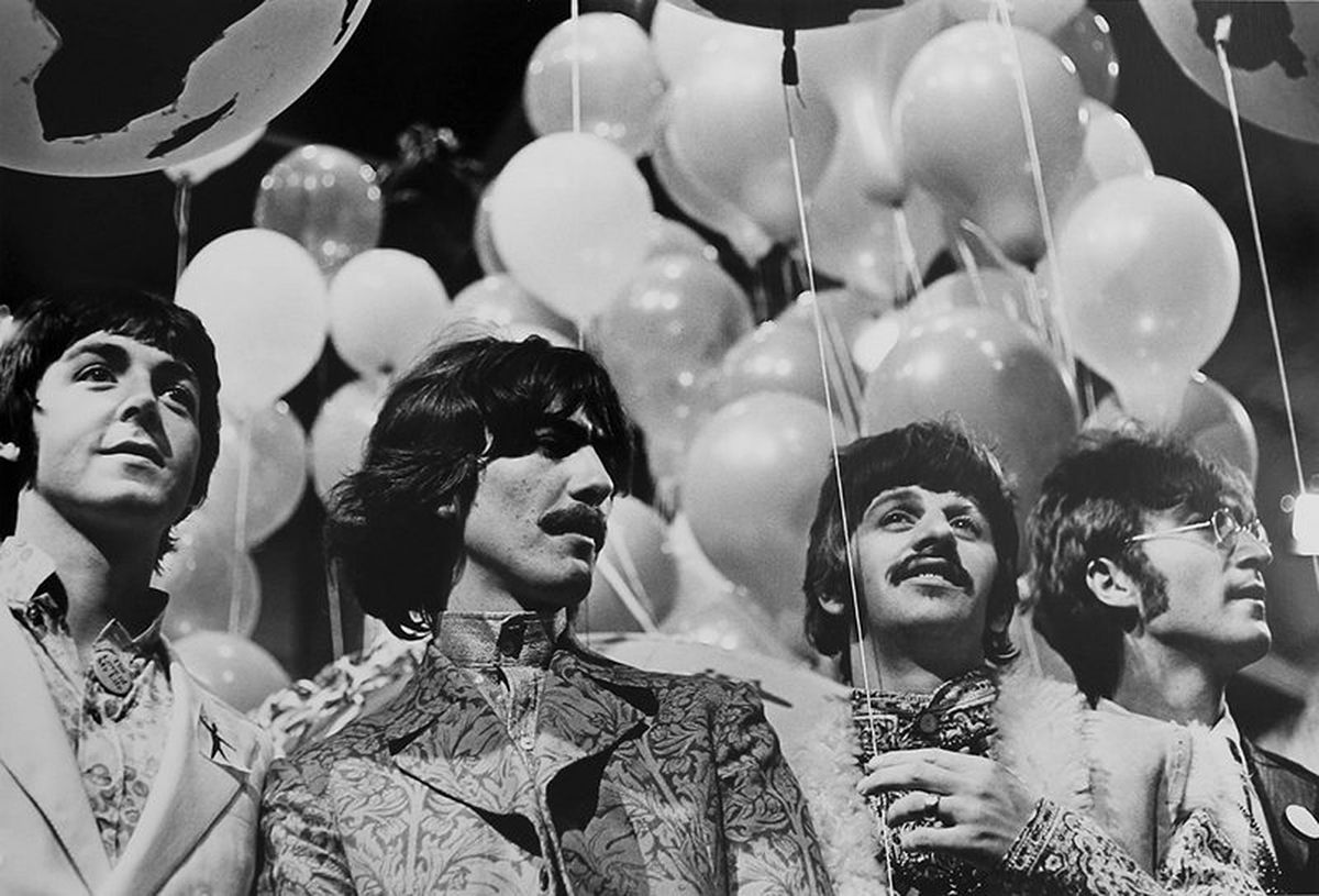 The Beatles featured