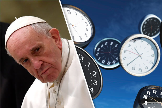 Vatican Time Travel