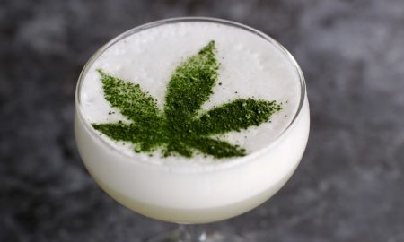 Weed cocktail