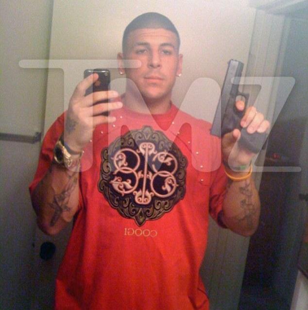 Aaron J. Hernandez gang