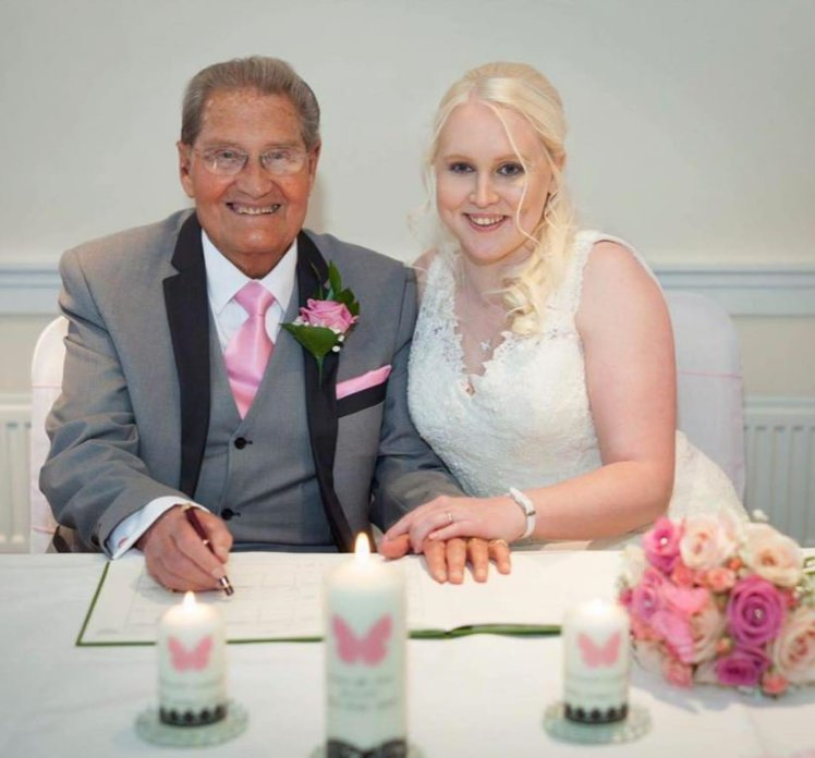 Chuckle Brother Marriage