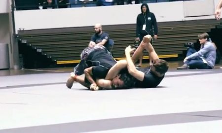 Jiu-Jitsu Fight