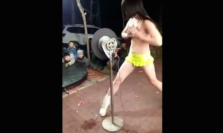 Kung fu boobs