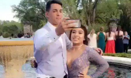 Nagging Prom Selfie