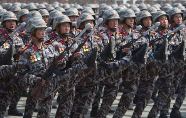 North Korea's soldiers: A closer look the military's 'fake' capabilities