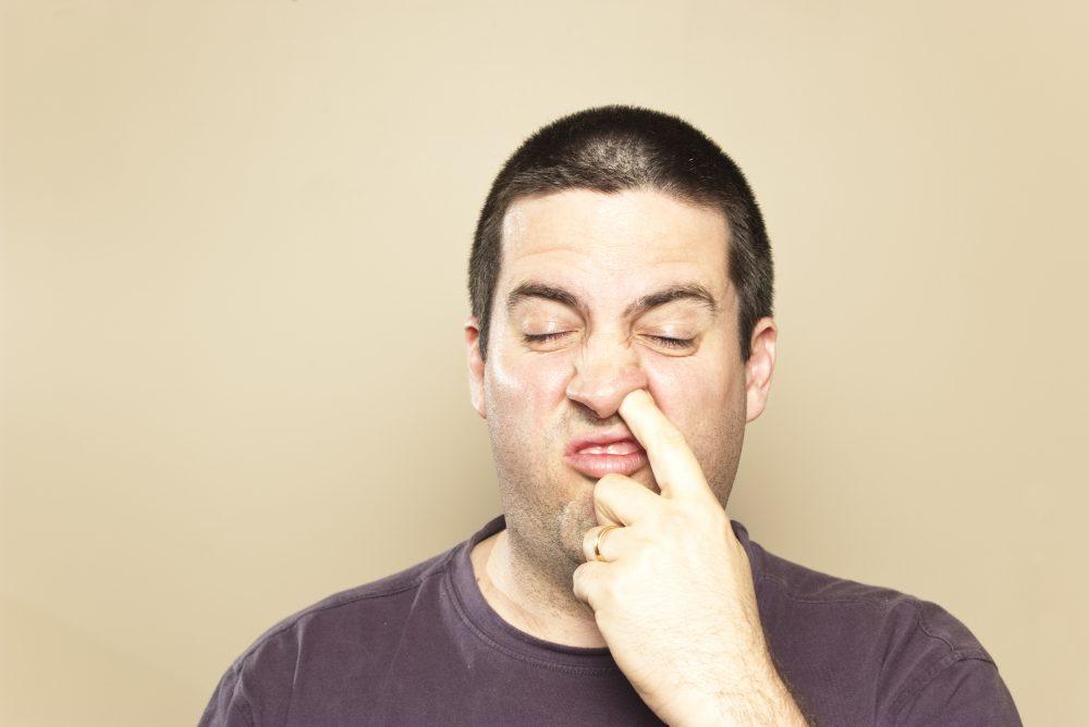 Nose Picking