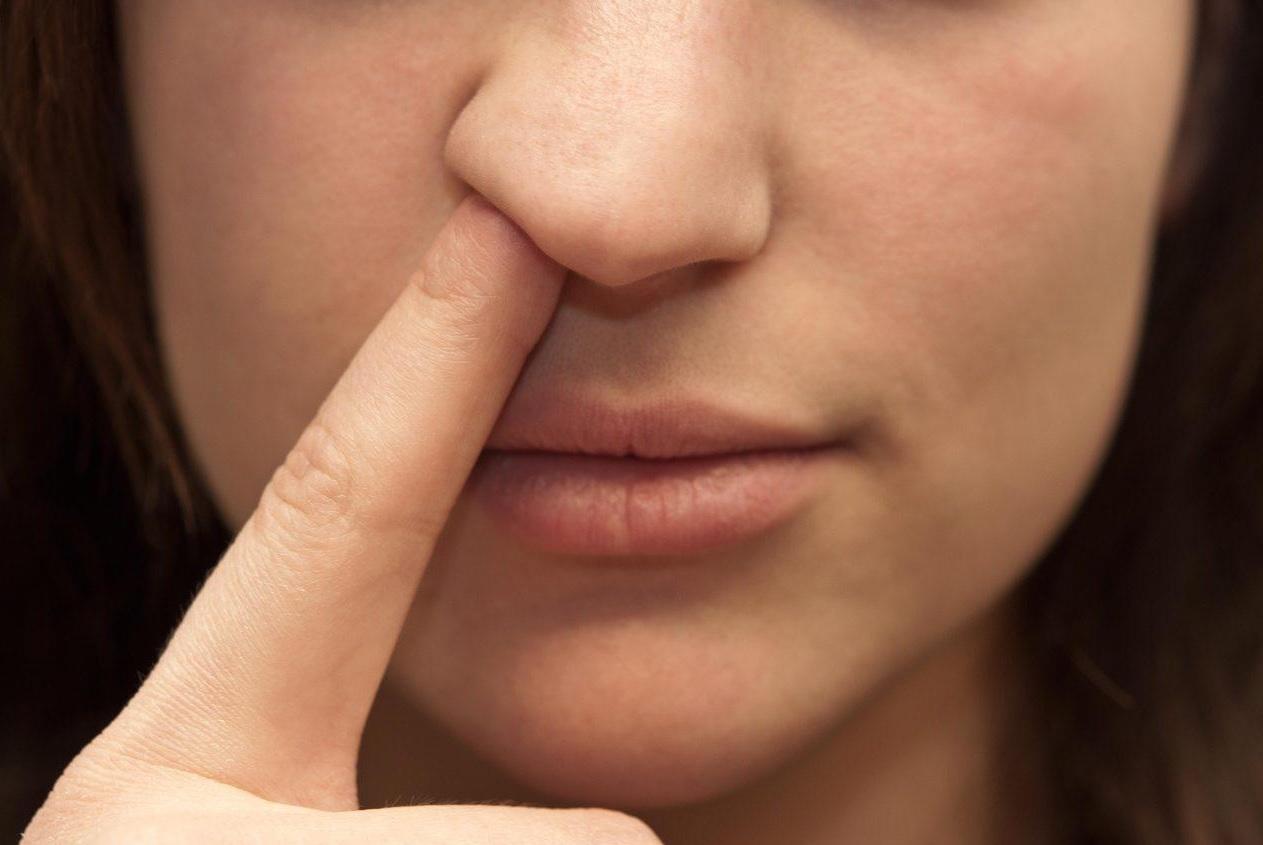 Picking Nose