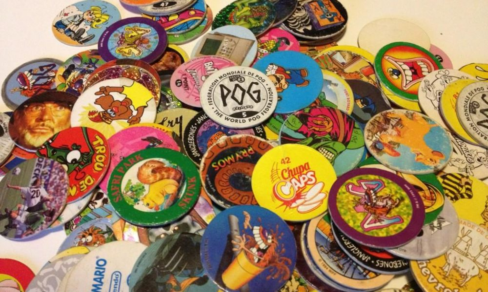 These Incredibly Rare Pogs From The 90s Will Give You Serious