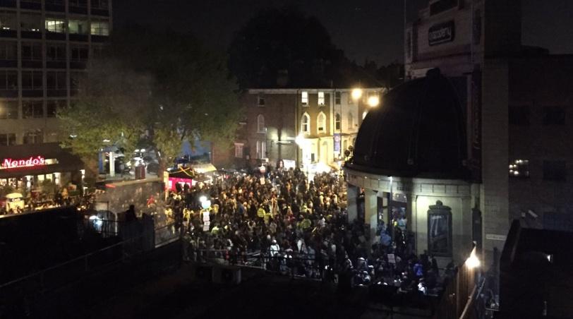 Riots Brixton