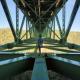 Woman bridge