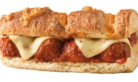 Subway meatball