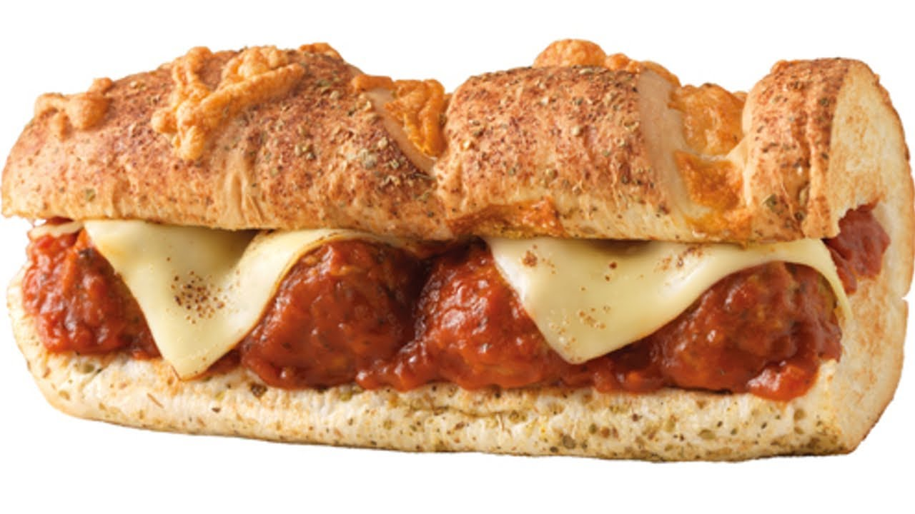 Subway meatball