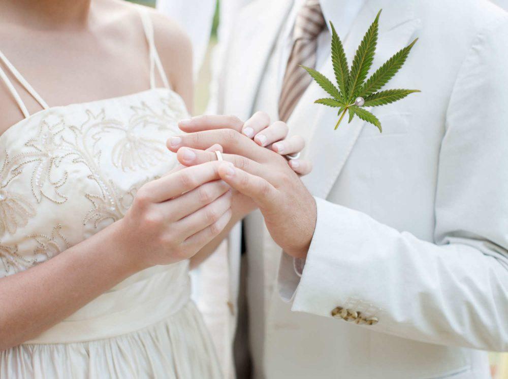 Weed Wedding 2